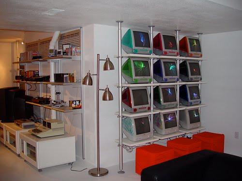 The iMac Wall