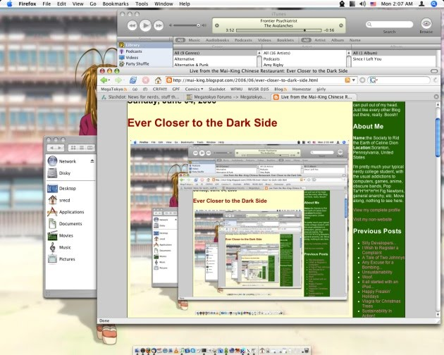 Mac Desktop Image